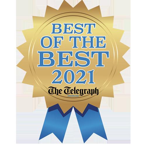 Mane Allure Salon, Best of the Best Award 2021, The Telegraph